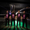 Ambassador-Dark-Red-Team-Camiseta-Light-Painting-Paradise
