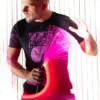 Ambassador-Gunnar-Heilman-Camiseta Light-Painting-Paradise
