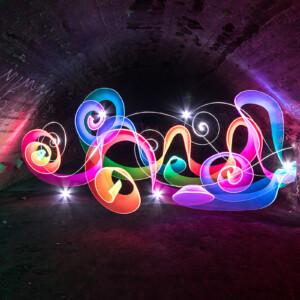 Plexy-Rod-Tansparente-Light-Painting-Paradise
