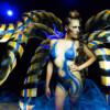 Adaptador -Rectangular-Plexy-Shape-Redondo-Light-Painting-Paradise