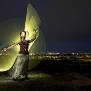 Plexy-Tube-Amarillo-Light-Painting-Paradise