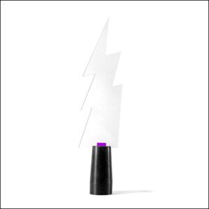 Plexy Shape Thunderboltgeneral-light-painting-paradise