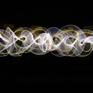 Fiber Optic Round 10mm Light Painting paradise