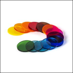 Filtros de Colores